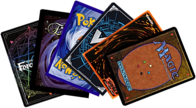 Different Collectible Card Games