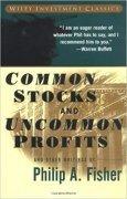 Common Stocks and Uncommon Profits cover picture