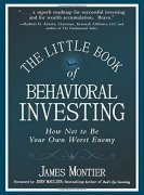 The Little Book of Behavioral Investing cover picture